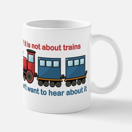 Train Talk Mug