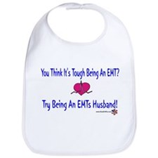EMTs Husband Bib
