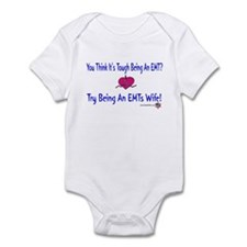 Unique Firefighter boyfriend firefighter Infant Bodysuit