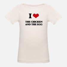 the chicken and the egg T-Shirt