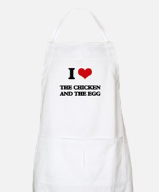 the chicken and the egg Apron