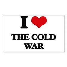 the cold war Decal