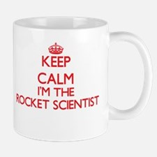 Keep calm I'm the Rocket Scientist Mugs