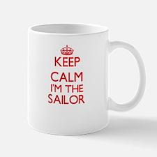 Keep calm I'm the Sailor Mugs