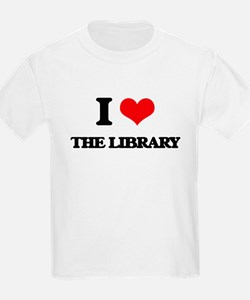the library T-Shirt