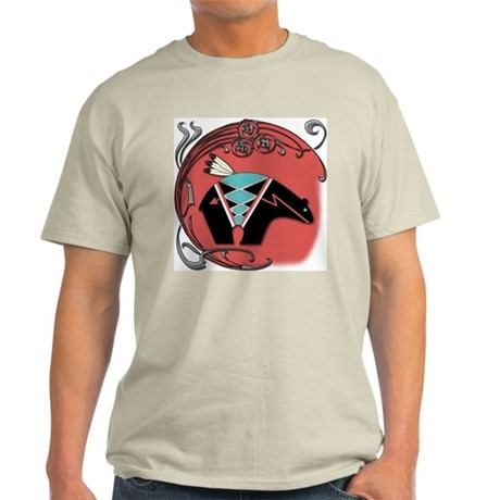 Bear Fetish #2 Ash Grey T-Shirt