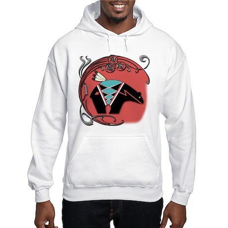 Bear Fetish #2 Hooded Sweatshirt