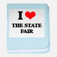 the state fair baby blanket