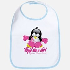 BC Fighting Penguin Bib