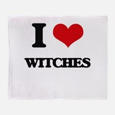 witches Throw Blanket