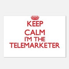 Keep calm I'm the Telemar Postcards (Package of 8)