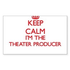 Keep calm I'm the Theater Producer Decal