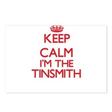 Keep calm I'm the Tinsmit Postcards (Package of 8)