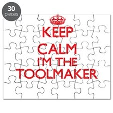Keep calm I'm the Toolmaker Puzzle