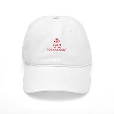 Keep calm I'm the Toxicologist Baseball Cap