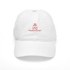 Keep calm I'm the Traumatologist Baseball Cap