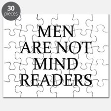 Men Are Not Mind Readers Puzzle