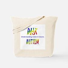 Understanding (Autism) Tote Bag
