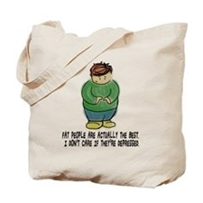 Cool Fat Tote Bag