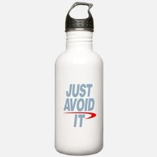 Just Avoid It Water Bottle
