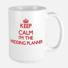 Keep calm I'm the Wedding Planner Mugs