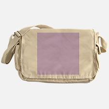 girly modern lilac purple  Messenger Bag