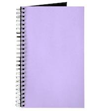 girly modern lilac purple Journal