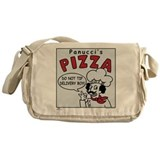 Panuccis Messenger Bag