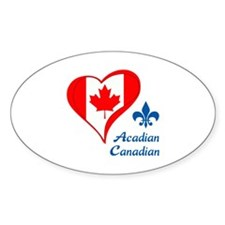 ACADIAN CANADIAN Decal