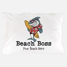 Beach Boss Pillow Case