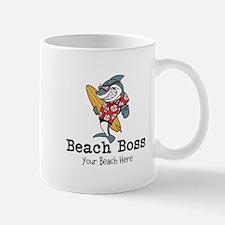 Beach Boss Mugs
