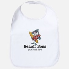 Beach Boss Bib