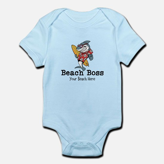 Beach Boss Body Suit