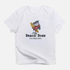 Beach Boss Infant T-Shirt