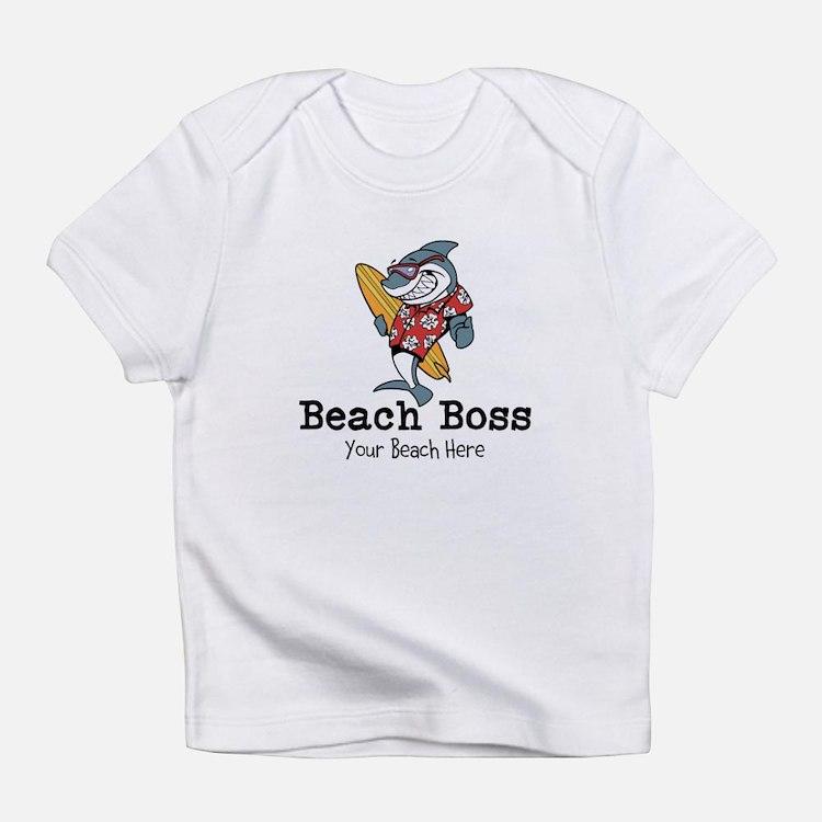 Beach Boss Infant T-Shirt