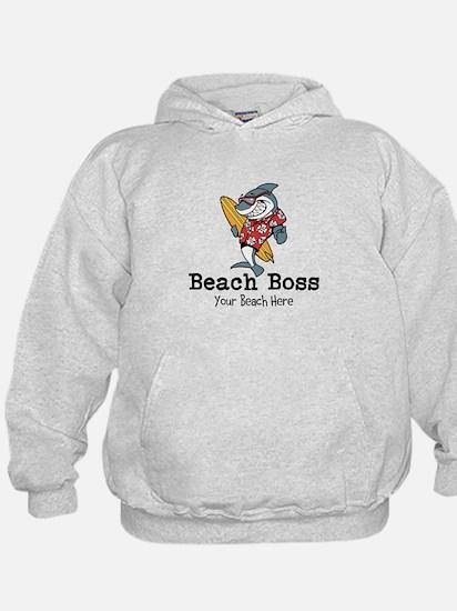 Beach Boss Hoodie