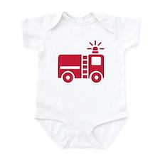 Fire truck Onesie