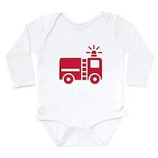 Fire truck Onesie Romper Suit