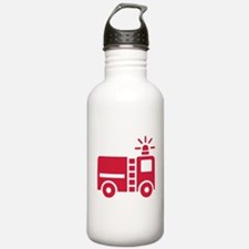 Fire truck Water Bottle