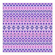 "Aztec Essence (II) PBP Square Car Magnet 3"" x 3"""