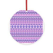 Aztec Essence (II) PBP Ornament (Round)
