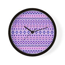 Aztec Essence (II) PBP Wall Clock