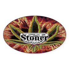 Stoner Army Oval Decal