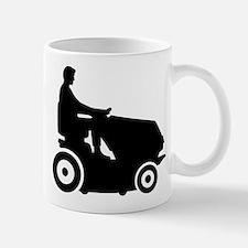 Lawn mower driver Mug