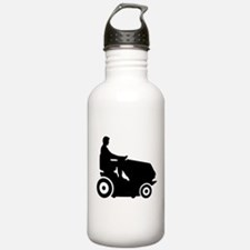 Lawn mower driver Water Bottle