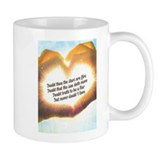 Doubt Thou The Stars Are Fire Mugs