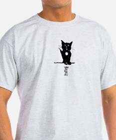 Cat by Doeberl T-Shirt