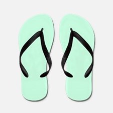 cute mint green Flip Flops