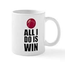 All I Do Is Win Bocce Mugs