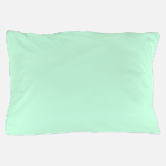 cute mint green Pillow Case